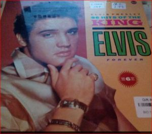 I bought this box set of Elvis cassettes last month from a charity shop. I have no cassette player, but still I bought it. Fandom logic.